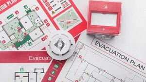 Fire Safety Evacuation Plan