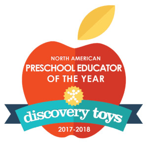 Preschool Educator of the Year Logo