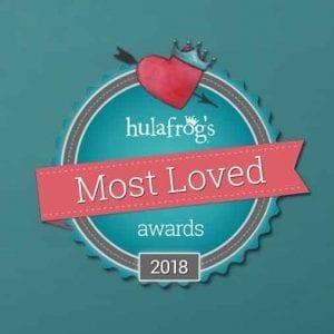 HulaFrog Most Loved 2018