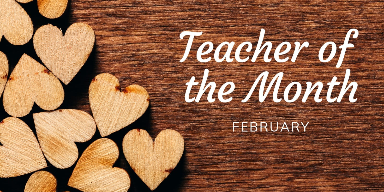 Little Sunshine's Playhouse Teacher of the Month February