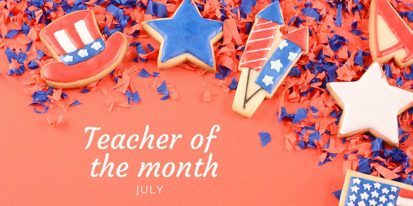 Little Sunshine's Playhouse Teacher of the Month July