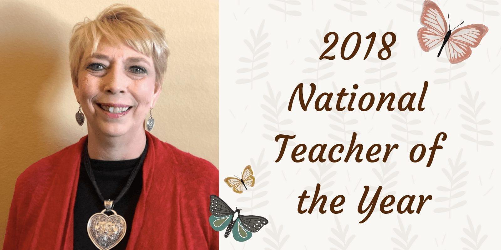 Teresa Obert, Little Sunshine's Playhouse & Preschool 2018 Teacher of the Year