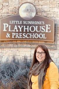 Ms. Jeannette, November 2020 Teacher of the Month